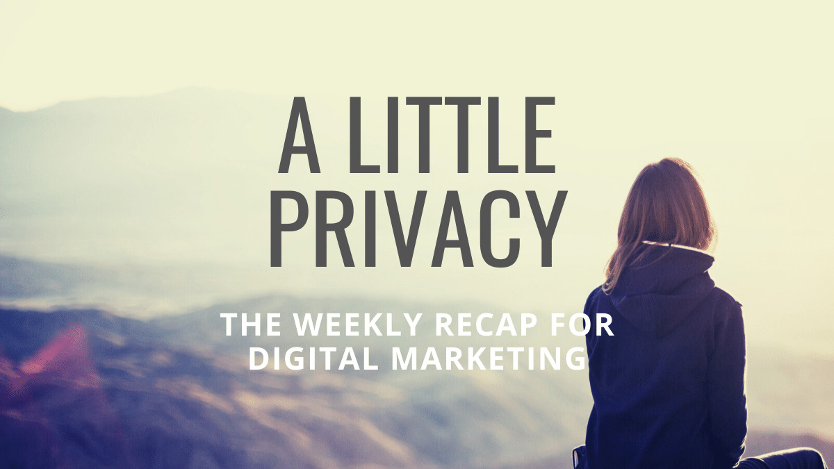 A little privacy - Sourcepoint newsletter